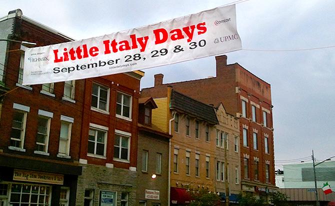 Best Italian Restaurants Bloomfield Pittsburgh
