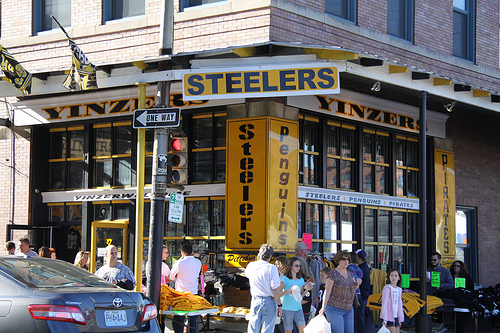 Pittsburgh strip district list of stores yet did